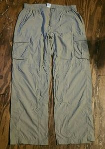Men's north face hiking pants 36